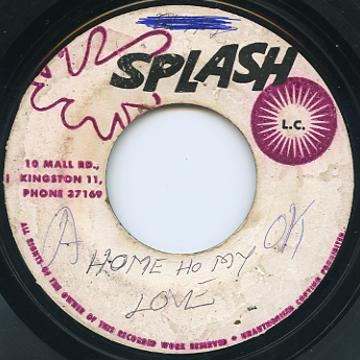 Lloyd Charmers - Oh Me Oh My (Splash)