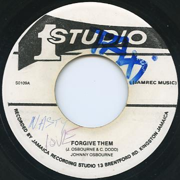 Johnny Osbourne - Forgive Them (Studio One US)