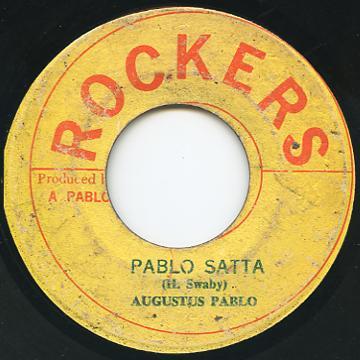 ReggaeCollector com - Augustus Pablo - Pablo Satta (Rockers