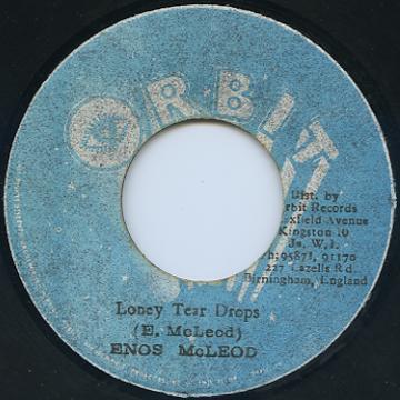 Enos McLeod - Lonely Tear Drops (Orbit)