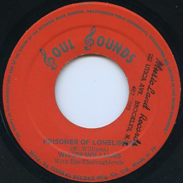 Willie Williams - Prisoner Of Loneliness (Soul Sounds)