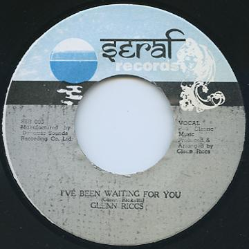 Glenn Riccs - I've Been Waiting For You (Seraf)