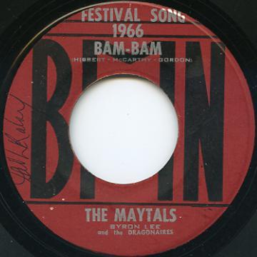 Maytals - Bam Bam (BMN)