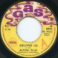 Alton Ellis - Deliver Us (Gas UK)
