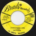 Ken Boothe - Everything I Own (Brads US)