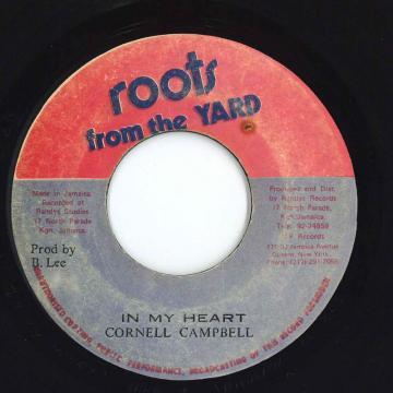 In My Heart / Version