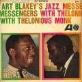 Art Blakey's Jazz Messengers, Thelonious Monk - Blue Monk (Atlantic JPN (33rpm))
