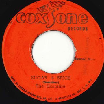 Sugar & Spice / Mr Chauffeur