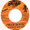 Bounty Killer - War Book (Massive B US)