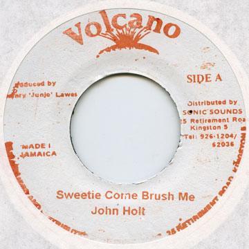 Sweetie Come Brush Me (レーベルダメージ)