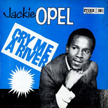 Jackie Opel - Cry Me A River (LP)
