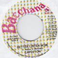 Capleton - Better Listen Now (Bacchanal JPN)