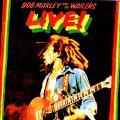 Bob Marley, Wailers - Live (Tuff Gong/Island UK)