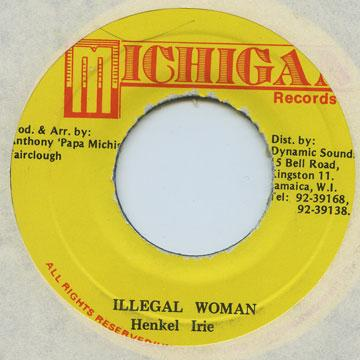 Henkel Irie - Illegal Woman (7