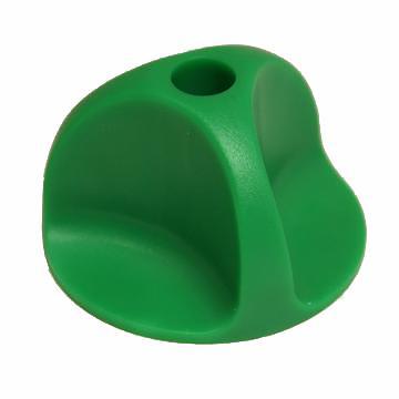 "7"" Plastic #200035 -- Green"