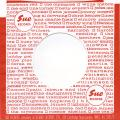 "Label Paper Sleeve - 7"" Sue Record  Paper Sleeve (Import England)"