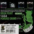 Sampling CD - Drum Point 1-2-3-4 Powerd Drums (2 CD)