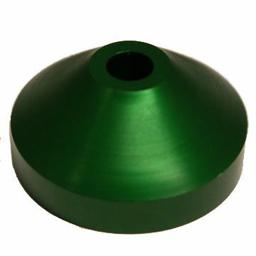 """7"""" Aluminium -- Green"""