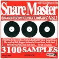 Sampling CD - Snare Master Volume 1 (Snare Drum Ultra Library) (Audio CD)