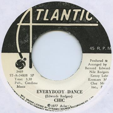 Chic - Everybody Dance (7