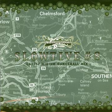 Slowtive #8: Latest Midium Dancehall Mix (2CD)