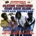 Triston Palmer, Dennis Walks, Lone Ranger - Old Time Something Come Back Again Volume 0: Featuring 3 Legendary Artist Like... (CD-R)