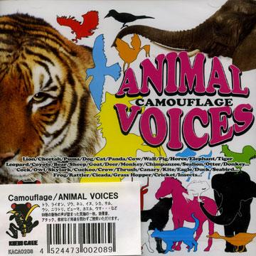 Camouflage: Animal Voices