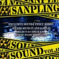 Sampling CD - Sampling Sounds Volume 11