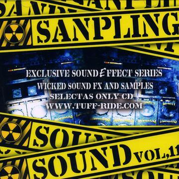 Sampling Sounds Volume 11