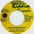 Jah Cure, Capleton - Guide & Shield (Tuff Riddim)