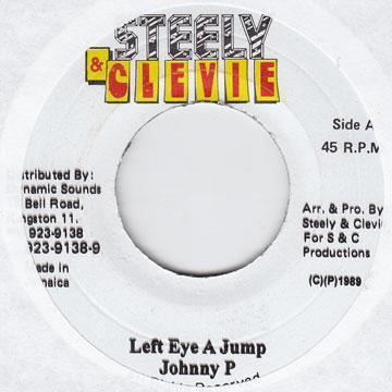 Left Eye A Jump