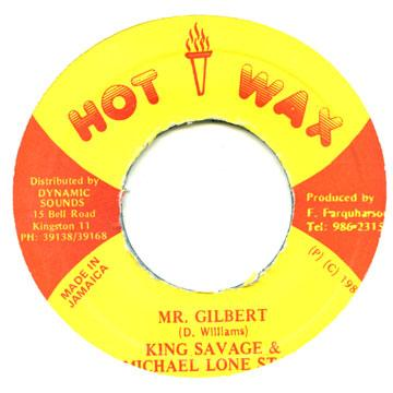 King Savage, Michael Lone Star - Mr Gilbert (7