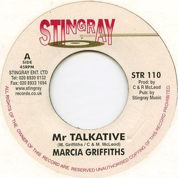 Mr Talkative