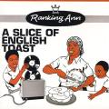 Ranking Ann - A Slice Of English Toast (1982) (Jacket Damage)