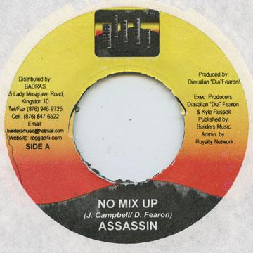 Agent Sasco (Assassin) - No Mix Up (7
