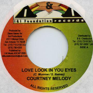 Love Look In Your Eyes / Many A Friends