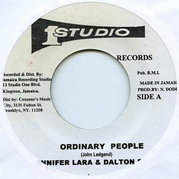 Ordinary People / Ordinary People (Ver)