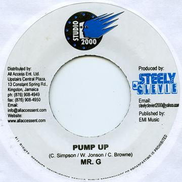 Pump Up / Pum Up Di Juice