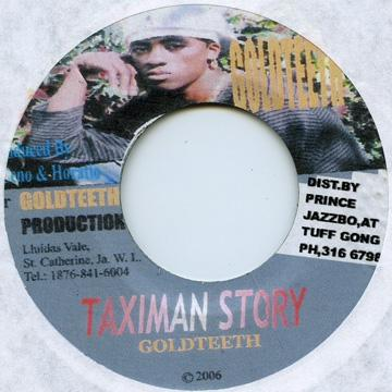 Taximan Story / Girls Dem Love Me