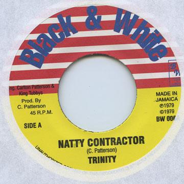 Natty Contractor / International Feeling