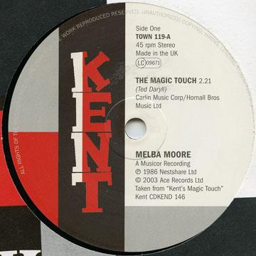 Melba Moore - Magic Touch (7