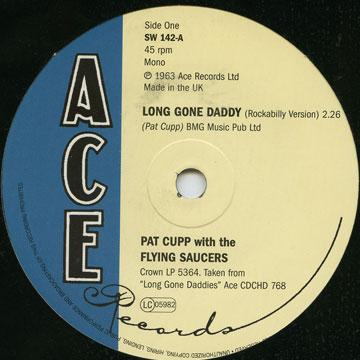 Long Gone Daddy / I Guess It's Meant That Way
