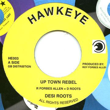 Up Town Rebel / Up Town Dub