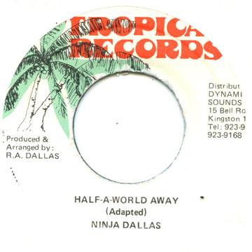 Dallas (Ninja Dallas) - Half A World Away (7