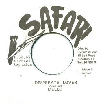 Mello - Desperate Lover (7