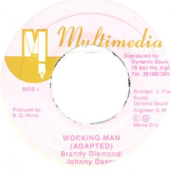 Brandy Diamond, Johnny Deane - Working Man (7