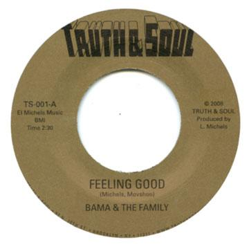 Bama & The Family - Feeling Good (7
