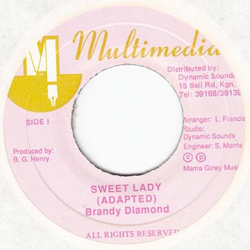 Brandy Diamond - Sweet Lady (7
