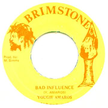 Yougie Amaros - Bad Influence (7