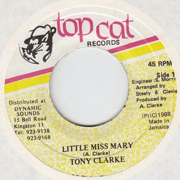 Tony Clarke - Little Miss Mary (7